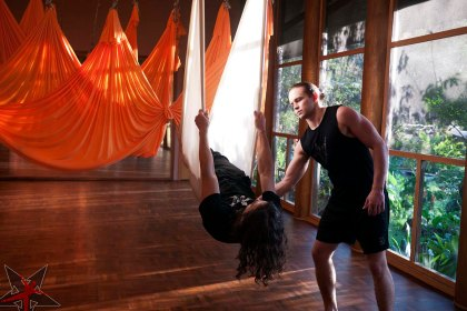 Tamer Begum AntiGravity Master Instructor