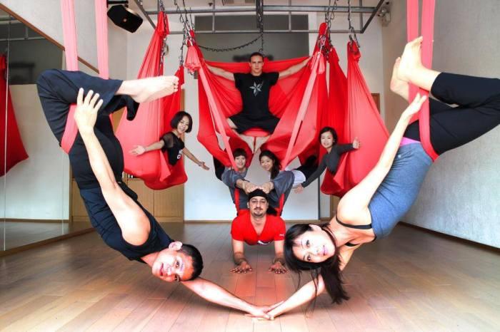 AntiGravity Fitness Teacher Training