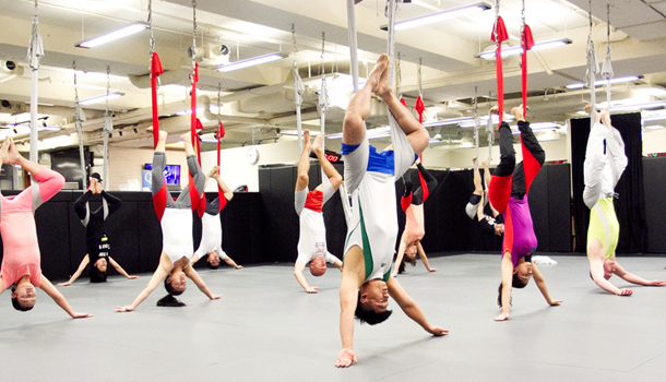 AntiGravity at Epic MMA & Fitness