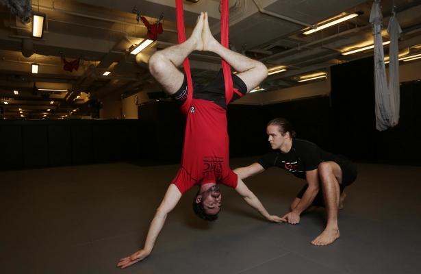 Tamer Begum AntiGravity Fitness Master Instructor Trainer