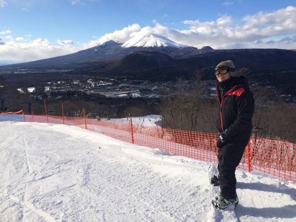 Tamer Snowboarding Japan