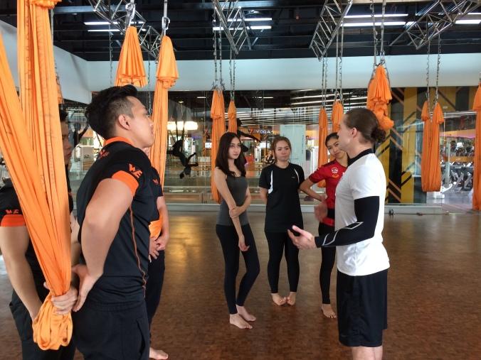 WE Fitness Society - Bangkok
