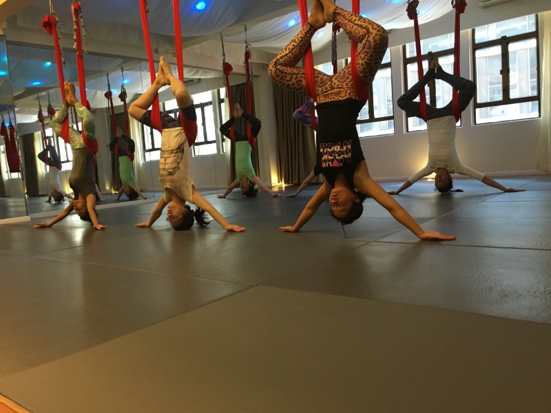antigravity fitness epic yoga teacher training 2015 1