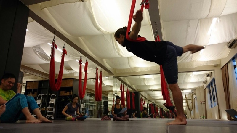 antigravity fitness epic yoga teacher training 2015 2