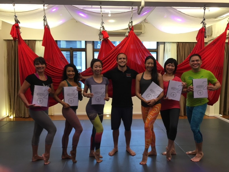 antigravity fitness epic yoga teacher training 2015 5
