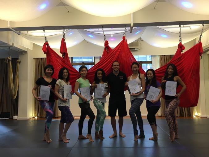 antigravity fitness epic yoga teacher training 2015 7