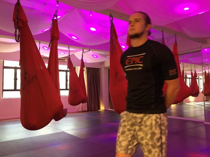 AntiGravity Fitness teacher trainings Hong Kong Epic Yoga 8