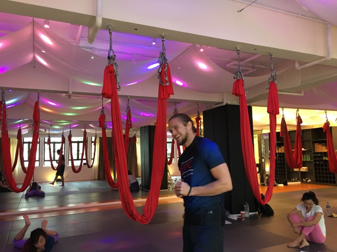 tamer begum antigravity suspension fitness epic stanley 2