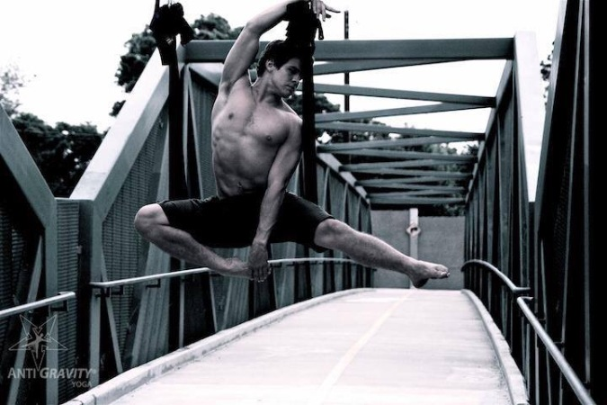 Tamer Begum Model, Actor, Fitness, Aerial Yoga