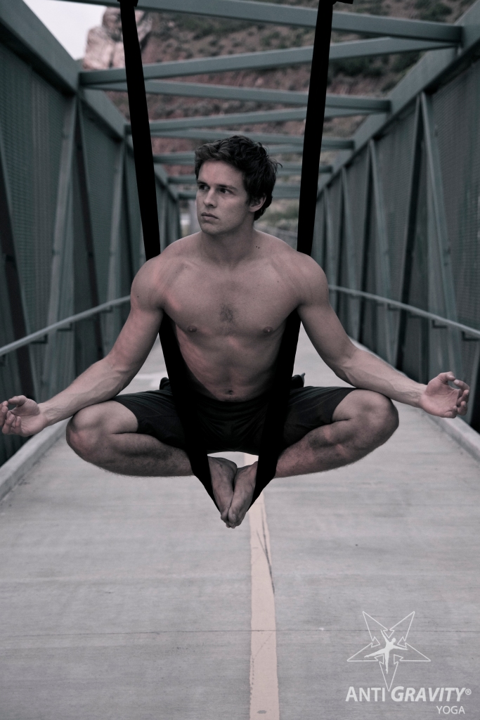 Tamer Begum antigravity fitness master trainer aerial yoga, fitness