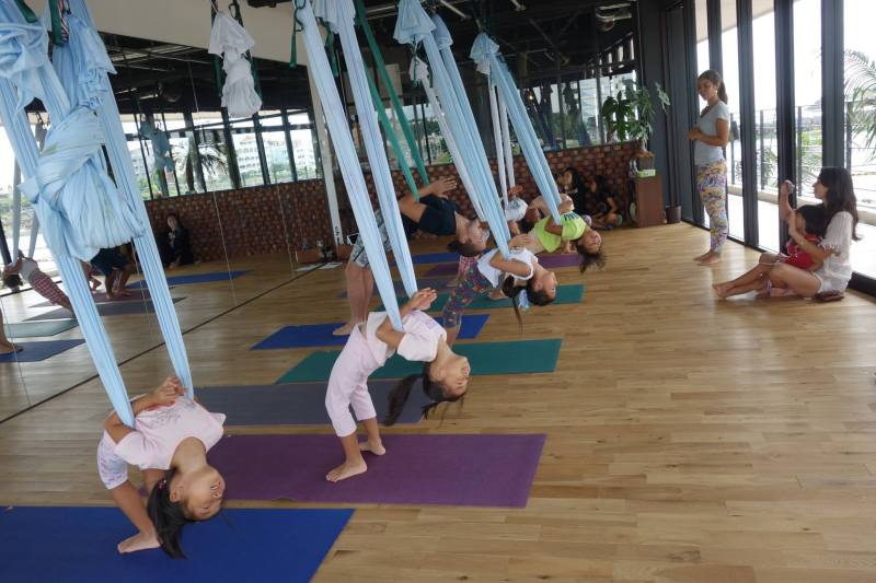 AntiGravity Just Kids Workshop at Navi Chatan Studio