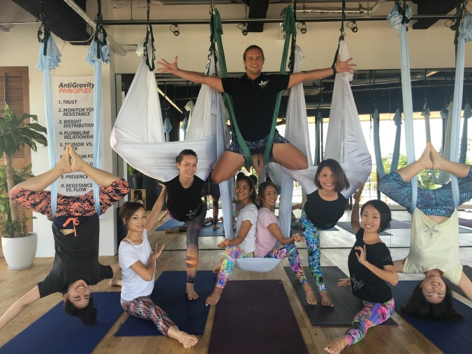 Tamer begum master instructor trainer leadership building navi japan
