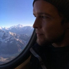 Flying high on top of the world with Mount Everest