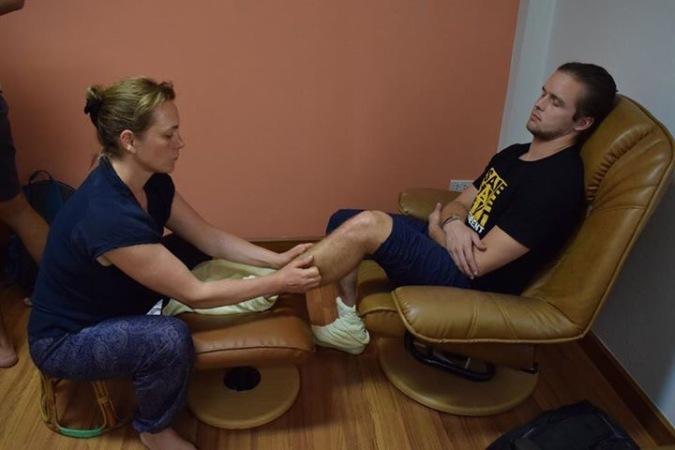 tamer begum thai massage therapist