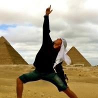 Tamer Begum Egypt tour