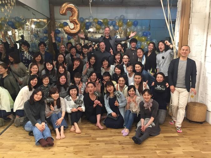 tamer begum antigravity fitness yoga master trainer japan spring tour