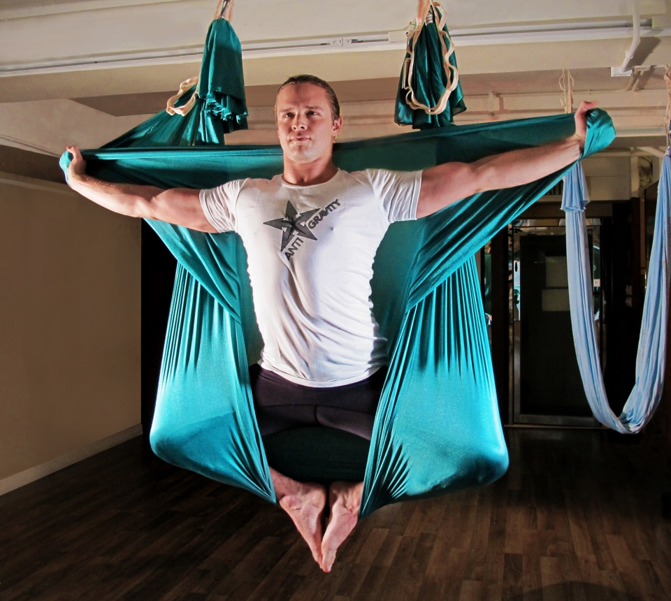 Antigravity Fitness At The Yoga Room