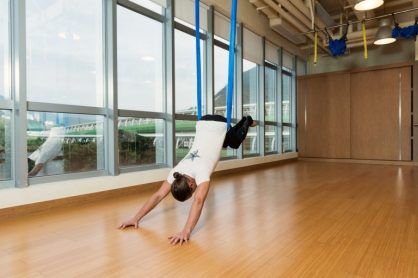 antigravity aerial yoga master instructor trainer hong kong flex studio